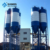 Small bulk powder storage bolted steel 100 ton cement silo sale