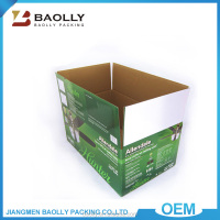 custom printing folding corrugated packaging paper box