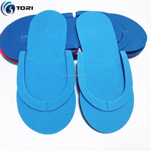 Wholesale disposable eva sewing pedicure slipper for nail beauty salon spa use