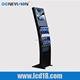 15 inch stock status cheap price black colour floor standing digital screen lcd display media advertising player
