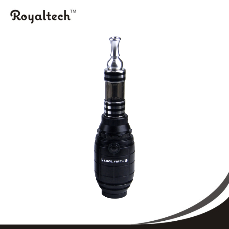 2014 new products high quality e cig innokin cool fire 2 durable battery ecig gold suppliers