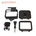 GoPros 5 frame set with back cover suit perfectly match GP232 used for outdoor activities such as fishing,hunting