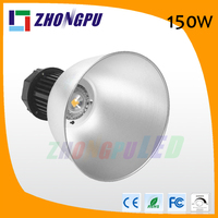 150W 100w e40 led high bay lamp Pure COB 16500lm Natural White 3 years warranty (Equivalent 1050w Halogen 900W Metal Halid)