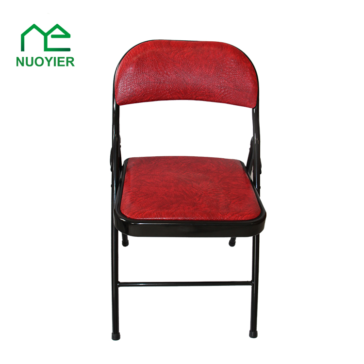 Cheap Folding Metal Chair for Waiting Room