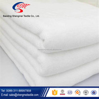 Supply 100% cotton hotel towels white towel with custom logo towel set