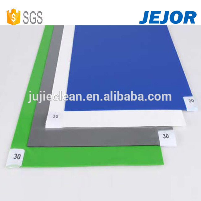 pe film sticky mat-01 low price china mobile phone tacky mat factory