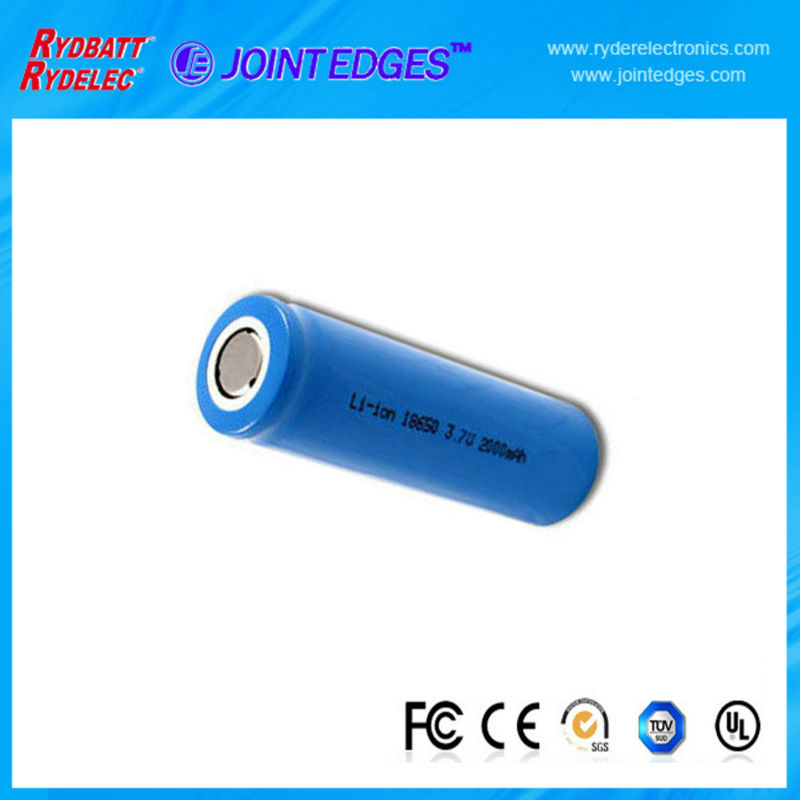 Li-ion battery 3.7V 1300mah