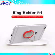ROCK M1 Ring Hold 360 Degree Finger Ring Mobile Phone Smartphone Stand Holder Used For Magnetic Car Holder