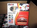eagle car alarm system with anti hijacking full functions