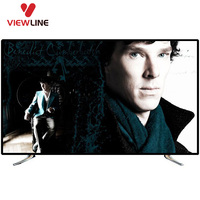 46 inch full HD ELED 3D smart television 1080P ultra slim LED TV with remote control