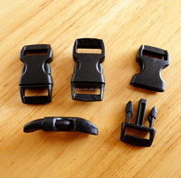 10mm plastic quick release side buckles for camera straps