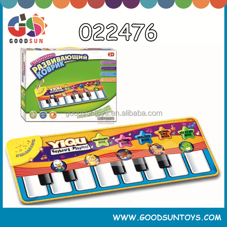 High quality hot baby mat baby floor piano mat soft baby mat for sale