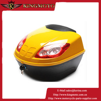 Various colors of easy attachment motorcycle top case for full-face helmets Motorcycle Top Case Suppliers