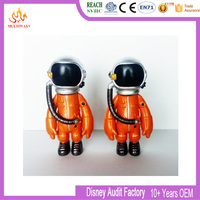 Custom mini small Hot Toys Plastic astronaut Action Figure Factory