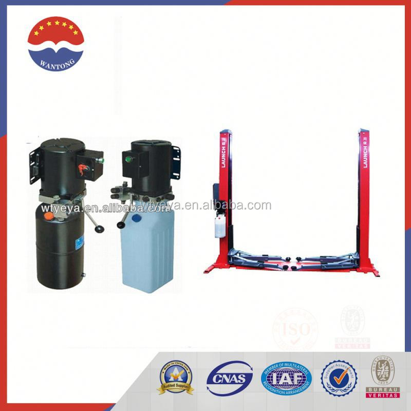 High Quality Hydraulic Power Unit Compact