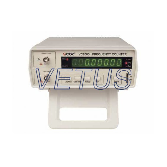 VC2000 Multifunctional Desktop digital frequency counter