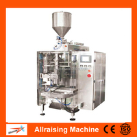 Full Automatic Liquid Filling Metering Water Packing Machine