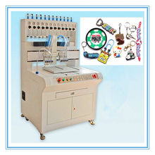 fashion pvc hair clips making machine