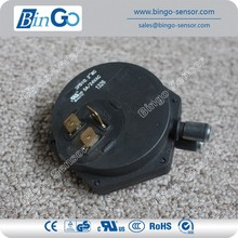 O.D 4mm low air pressure controller switch for natural gas