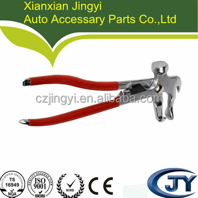 2 FORGED WHEEL WEIGHT HAMMER / PLIERS COMBO 4 TIRE BALANCER / CHANGER china GRADE