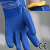 NMSAFETY best selling items gloves price cheap waterproof PVC safety glove