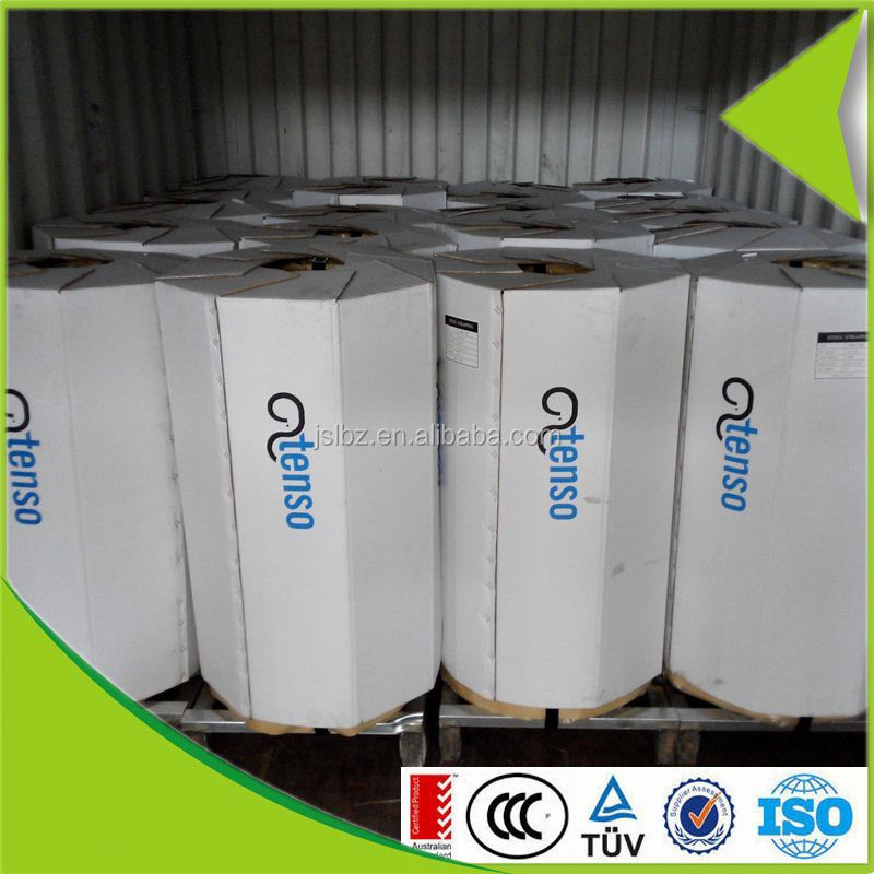 Q345B avg 1050Mpa china manufacture packaging steel strapping for korea market