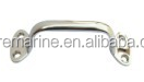 150X50mm Stainless Steel Boat Cleat door handle lift handle Bow Chock/ Boat Marine hardware