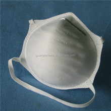 disposable N95 face mask for spraying chemicals