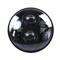 Super bright 40w led motorcycle headlight 5.75 inch led Fog light special for H-arley motorcycle