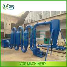 China factory supply save energy hot air dryer machine/airflow dryer/wood sawdust drier
