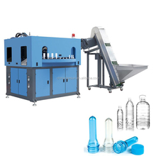 600ml plastic water bottle full automatic blow moulding preform