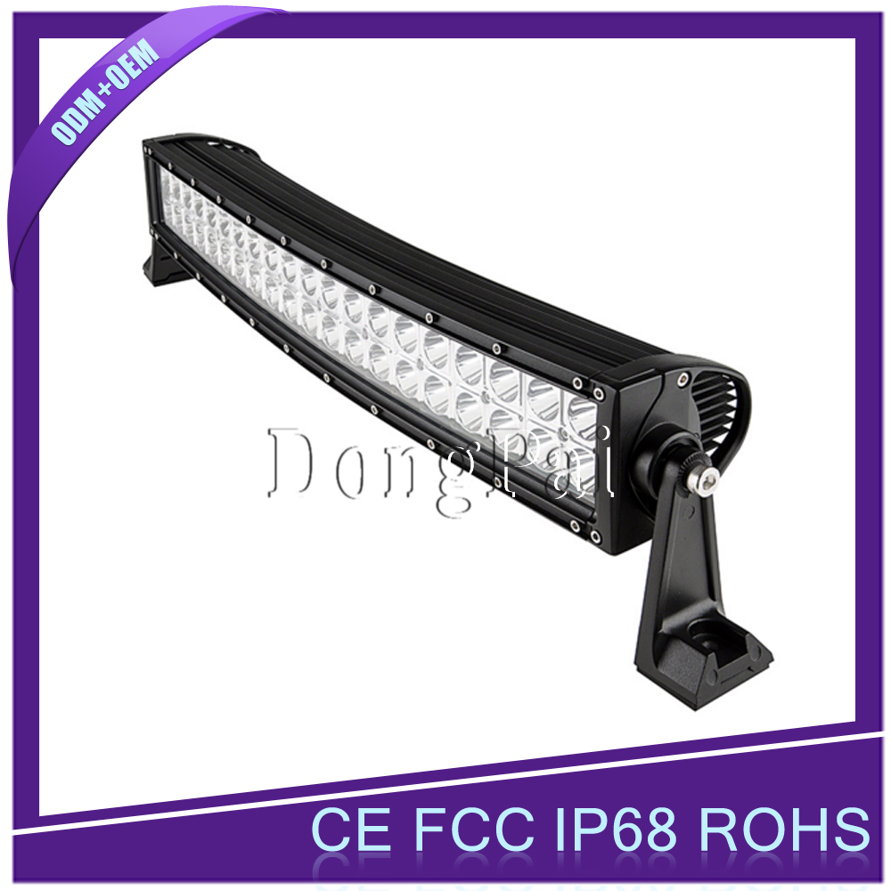 "120W 22"" automotive led bar light off road, off-road cheap led light bar for offroad, truck, UTV, SUV, 4x4"