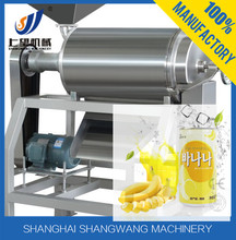 Fresh banana juice production line/processing machine/plant sale
