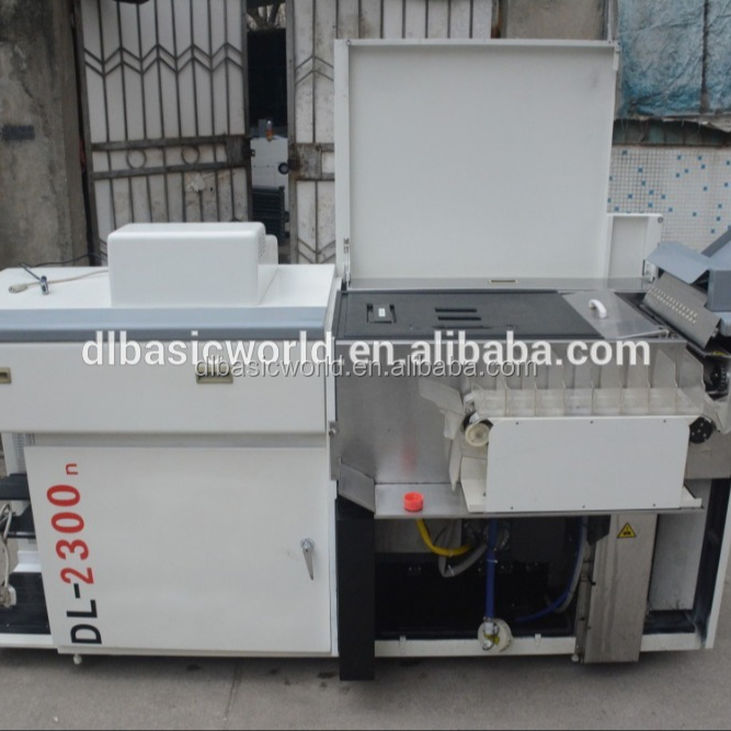 used digital minilab photo machine doli 2300 DL2300 test machine in china . all the part replace to new one .