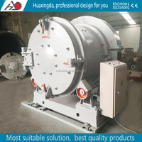 CE Certification Drum Type Shot Blasting Machine Dustless Blasting Machine