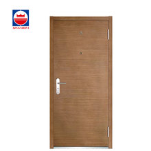 Low Price French Exterior Steel Security Doors