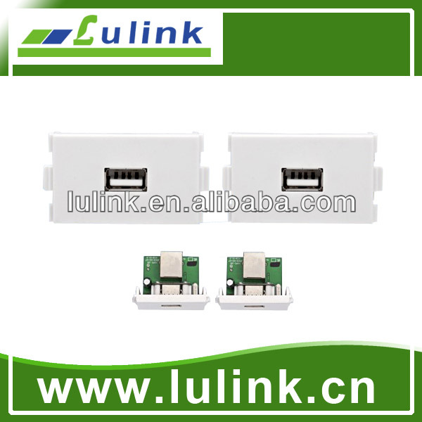 USB Amplification Module,modular wall plates/faceplate