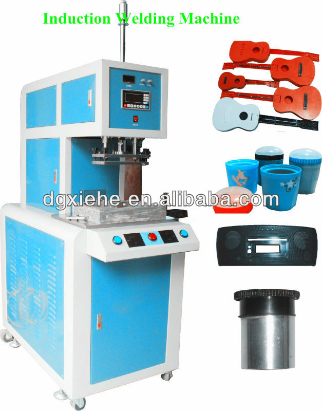 HF Plastic Induction Welder Induction Heating Induction Welding And Connection Machine