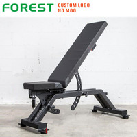Crossfit Gym Commercial Adjustable Weight Bench