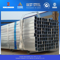 Pre-galvanized steel rectangular tube fencing