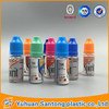 20ml PE e-liquid empty bottle with childproof cap