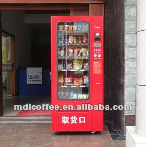 Hot Sale tissue and snack Combo Vending Machine Model LV-205A