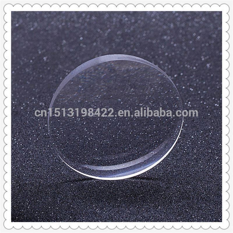 Lenses for attachment for glasses