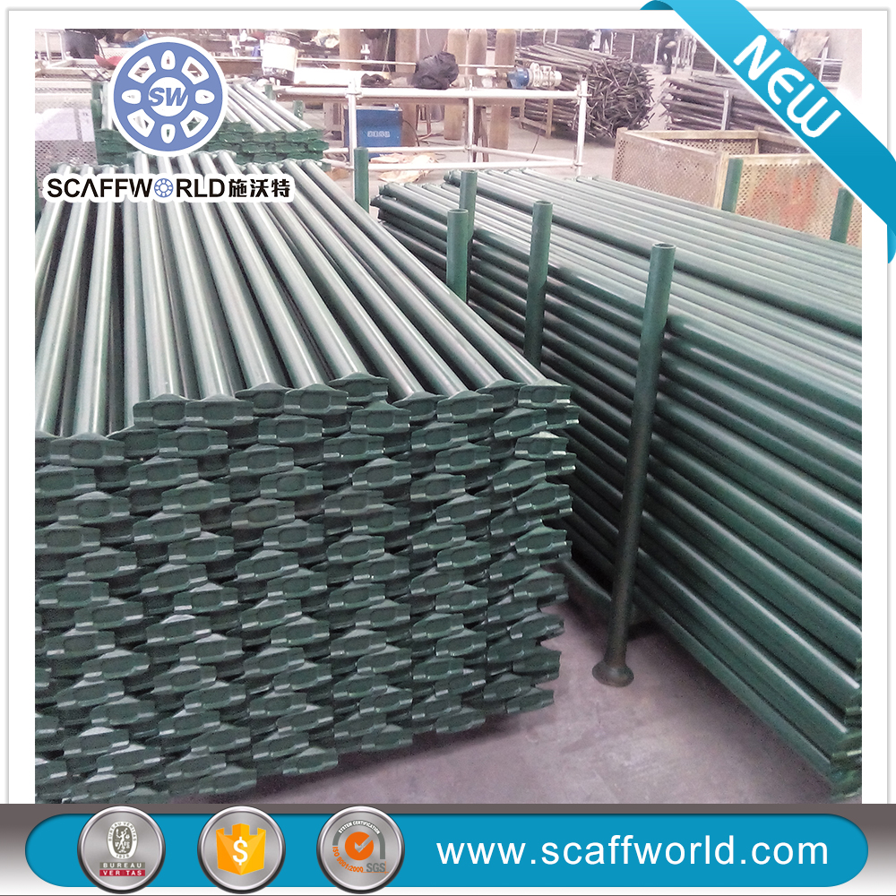 Heavy duty hot galvanized cuplock system scaffolding accessories for sale in China
