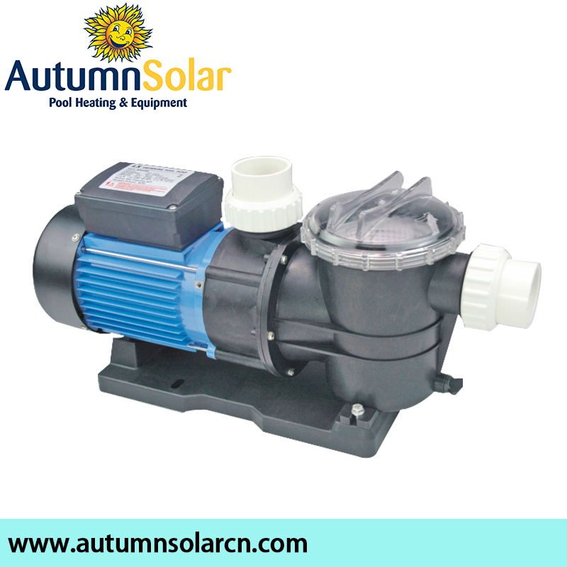 SAA CE 1HP swimming pool booster pump for solar heating panels