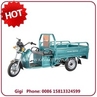 China Guangzhou New fashion products tricycle electric with 20Ah48V/60V battery