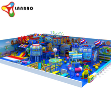 Large Children Indoor Soft Playground And Amusement Park