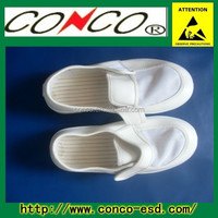 conco esd safety mesh shoes