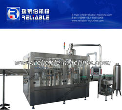 Automatic Alcohol Bottling Filling Machines For Glass Bottle