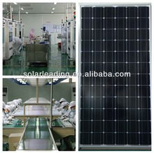 Grade A photovoltaic solar module 300W for Grid tied system for grid inverters